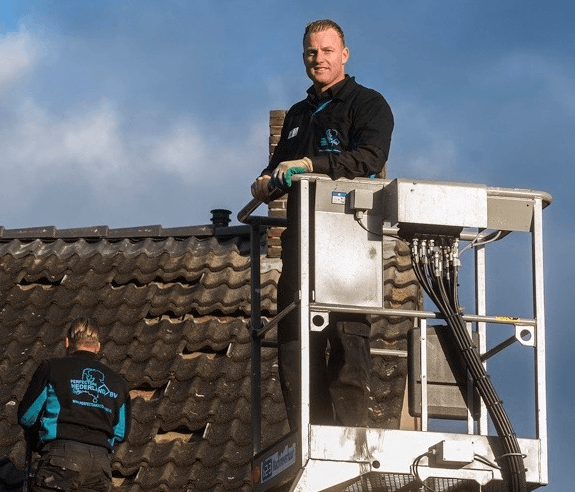 erkend dakdekkersbedrijf Amsterdam Postjesbuurt